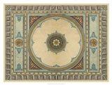 Design for a Ceiling Art Print