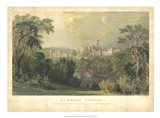 Alnwick Castle Art Print