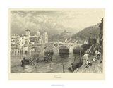 Vintage Verona Art Print