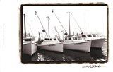 Work Boats Art Print