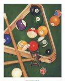 Rack'em II Art Print