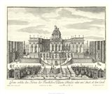 Fountains of Versailles IV Art Print