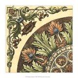 Renaissance Elements I Art Print