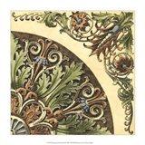 Renaissance Elements II Art Print