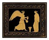 Etruscan Scene II Art Print