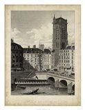 Place du Chatelet Art Print