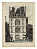 Fontainbleau, Porte Doree Art Print