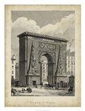 Porte St. Denis Art Print