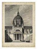 Eglise de Sorbonne Art Print