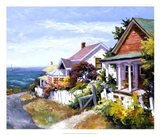 Village Gem Art Print