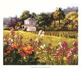 Symphony of Spring Art Print