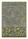 Garden Tapestry III Art Print