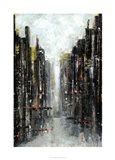 Gotham I Art Print