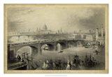 General View of London Art Print