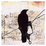 What Crows Reveal I Art Print
