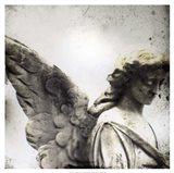 New Orleans Angel I Art Print