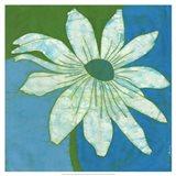 Monterey White Art Print