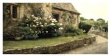 English Cottage I Art Print