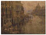 Tour of Venice VI Art Print