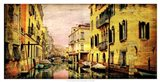 Italy Panorama III Art Print