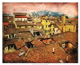 Bird's-eye Italy I Art Print