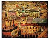 Bird's-eye Italy V Art Print