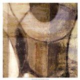 Textures Align II Art Print