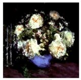Classic Flowers I Art Print