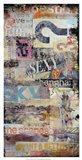 In the Mix II Art Print