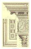 Corinthian Detail VI Art Print