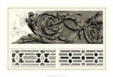 Baroque Details IV Art Print