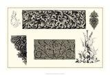 Baroque Details V Art Print