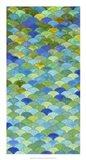 Emerald Isle I Art Print