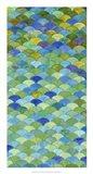 Emerald Isle II Art Print