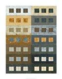 Urban Grid I Art Print