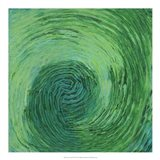 Green Earth II Art Print
