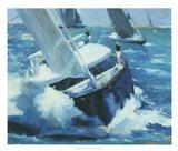 White Water Art Print