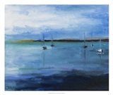 White Fish Bay Art Print