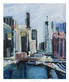 River View Art Print