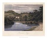 The English Countryside III Art Print