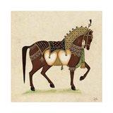 Horse from India II Art Print