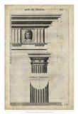 Ancient Architecture I Art Print