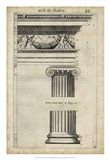 Ancient Architecture III Art Print
