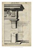 Ancient Architecture IV Art Print