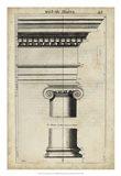Ancient Architecture VI Art Print