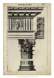 Ancient Architecture VII Art Print