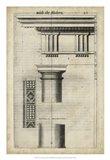Ancient Architecture VIII Art Print