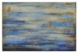 Blue Bay Jazz Art Print