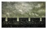 Irish Castle Views I Art Print