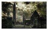 Irish Castle Views II Art Print